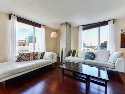 Luxurious 2 br apartment - Old Montreal
