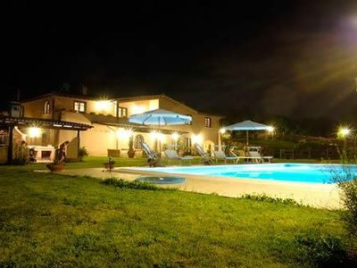 Photo for Luxury villa in Rome's countryside