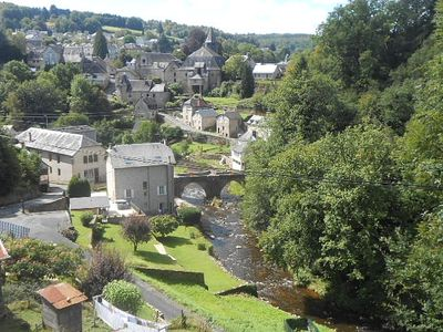 Photo for Traditional French House With Breathtaking Views Over The River And Village