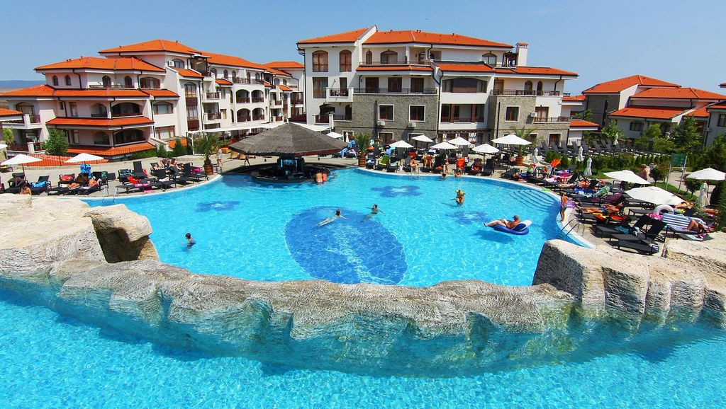 Apartment At The Vineyards Resort Spa Aheloy Nessebar Sunny Beach Bulgaria