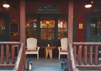 This special place is named Waterscape!  Come in and relax!