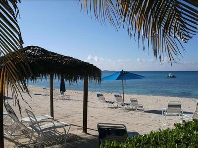 Photo for Luxury Beach Front on 7 Mile Beach Grand Cayman Rental