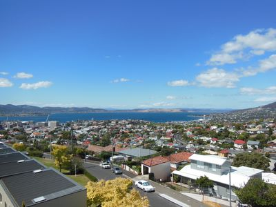 Photo for Spacious, Airy, Sun Drenched Modern Apartment in the heart of West Hobart.
