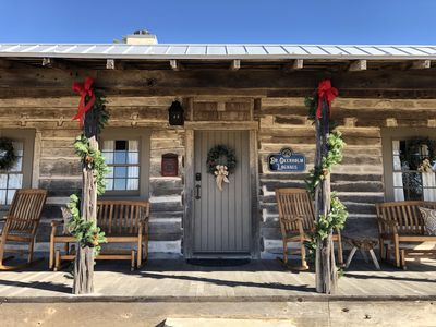 Enjoy the magic of Christmas at Legacy Ranch throughout December!