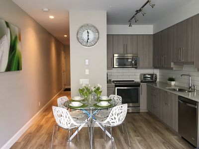 Photo for Modern Downtown Condo with Secure Onsite Parking & Gym