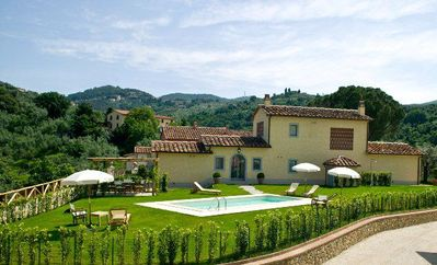 Photo for Three Bedroom Detached Private Villa Central Tuscany   Situated in a beautiful position on a pretty estate