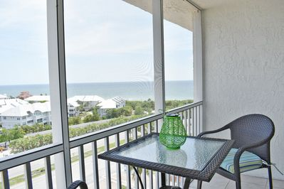 Come for the views.  Stay for the luxury and amenities!