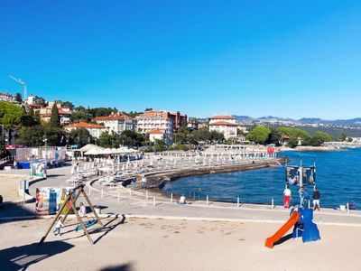 Photo for Apartment Bella Vista (OPA101) in Opatija - 4 persons, 1 bedrooms