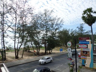 Photo for 1 bed beachfront apartment in Karon