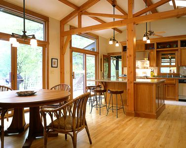 Photo for Beautiful Craftsman Style Lake Home
