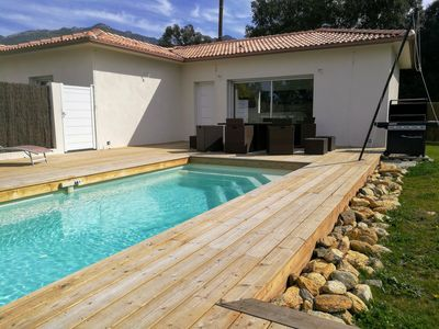 Photo for VILLA JUWEN Heated and private swimming pool