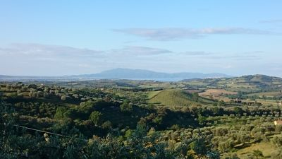 Photo for Panoramic villa near the most beautiful beaches of the Tuscan Maremma