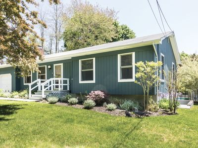 Photo for Shelter Island Cottage with Pool, walk to beaches and Mashomack Preserve