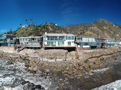 Photo for Gorgeous Ocean Views in Malibu!  Step Down to Your Own Private Beach!