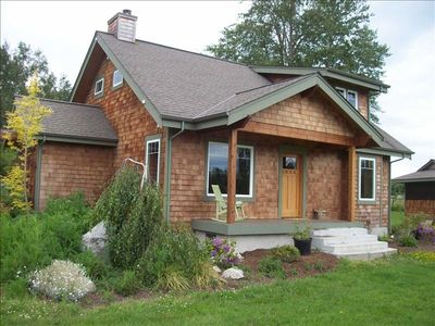 Craftman Cottage in the Country