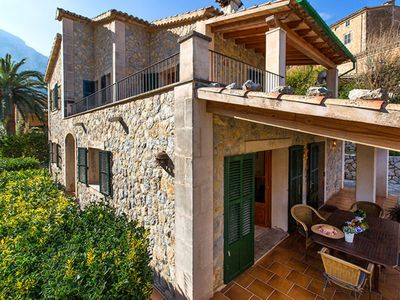 Photo for 4BR Villa Vacation Rental in Deià