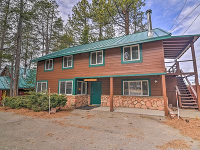 Photo for Central Cabin w/Hot Tub & Grill-Walk to Lake Tahoe