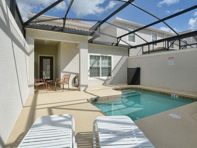 Photo for Great resort*Lazy River*Kiddies Pool*Private Pool*Closest resort to Disney*Wifi