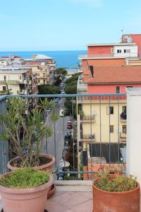 Photo for Panoramic penthouse with sea view - mountains