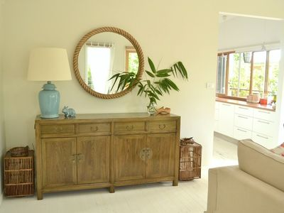 Photo for Salt Cottage - Stylish, Pet Friendly Comfort at the Beach