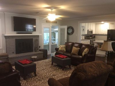 Photo for 4BR House Vacation Rental in Bryan, Texas