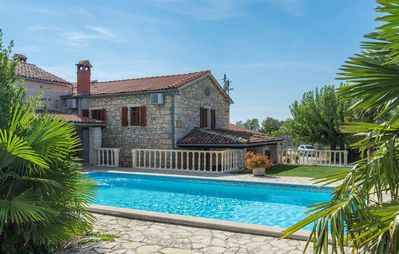 Photo for Four-Bedroom Holiday House Maria Nora with Pool