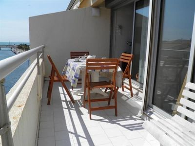 Photo for Apartment Sète, 2 bedrooms, 6 persons