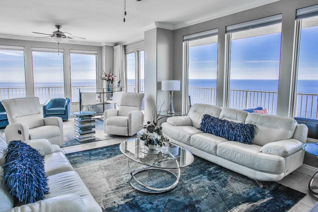 Treasure island 3 bedroom direct beachfront pool - 3 bedroom condos panama city beach fl ...