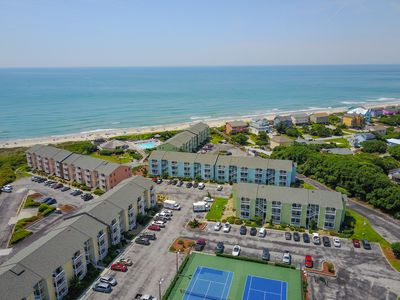 Photo for Beautiful Condo Steps Away From White Sandy Beaches and 3 Pools