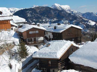 Photo for CHALET LUXURY-1400m Sauris authentic village Italy Pearl of the Carnic Dolomites