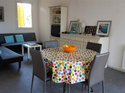 Photo for Apartment Port Barcares, 3 rooms, 6 persons