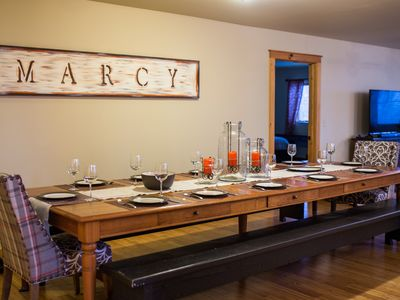 Placid Peaks House-Marcy/Giant-one block from Main & Mirror Lake-Pet Friendly