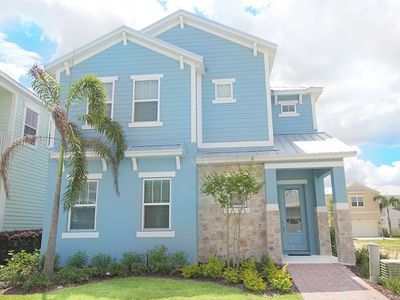Photo for House in Kissimmee with Washing machine, Air conditioning, Pool (445799)