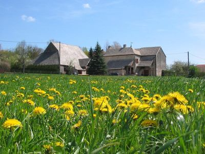 Photo for 1BR Cottage Vacation Rental in Amondans, Bourgogne-Franche-Comté