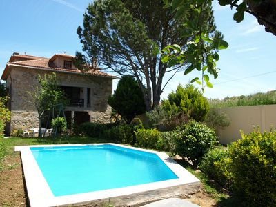 Photo for Typical house with swimming pool for 12 people, quiet and cozy place