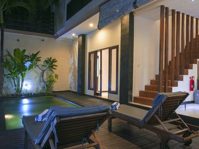 Photo for 1 Bedroom Villa for honeymoon and relax in Legian Kuta Bali
