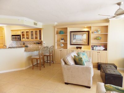 Photo for Luxurious 2BD/2BA Direct Beachfront Condo Sleeps 6, Ormond Beach/Dayton