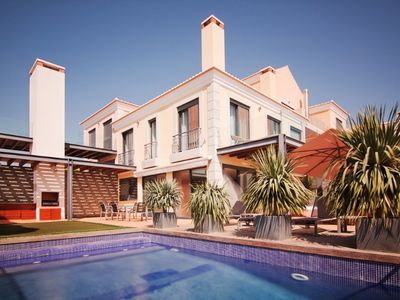 Photo for Modern 3 bedroom Villa with Private Pool in Royal Golf Vale do Lobo A376