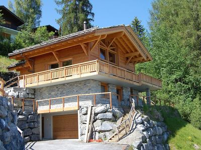 Photo for 4BR Apartment Vacation Rental in Basse-nendaz, Valais