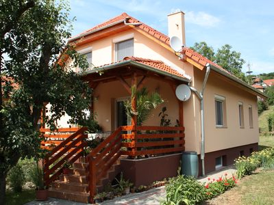 Photo for Well maintained apartment in Fonyod for 4-5 persons walking distance to the lake