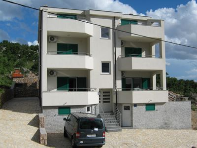 Photo for Villa Luce Apartments with sea view, beach holiday, diving, hiking ...