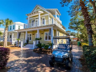 Photo for AWARD WINNING 6/4.5 The Crystal Beach House NEW LISTING!!