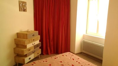 Photo for Charming apartment in the village center of St Jean, 15 km from Anduze.