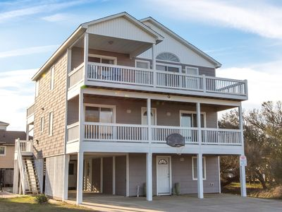 Photo for K0033 Ocean View's. Rec Room, Pool Table,Direct Beach Access, PETS OK