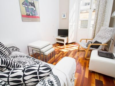Photo for Nice Studio close to Teatro Cervantes (C38)