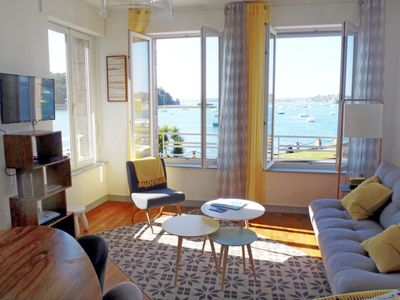 Photo for Apartment Vue Solidor  in Saint Malo, Brittany - Northern - 4 persons, 2 bedrooms