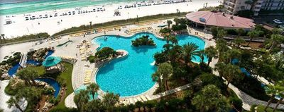 Photo for Edgewater Beach Resort #2303 First Floor - Beach, Pools, Tennis, Golf And More