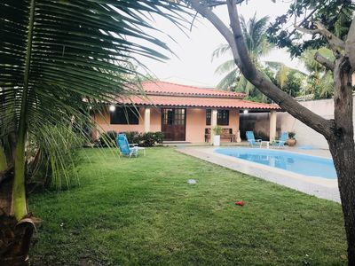 Photo for Cozy accommodation 5km from the beach of Guarajuba.