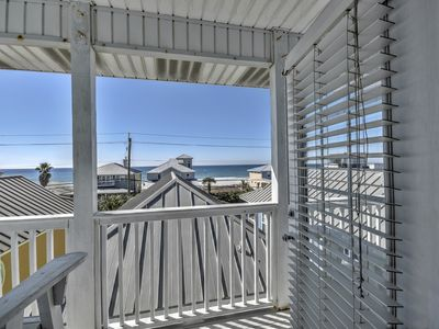Photo for Sea Jay - three-story 3 br, 3.5 bath cottage 1 block from PCB's Pier Park
