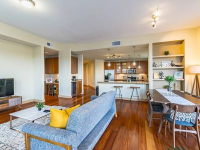 Photo for Spacious Getaway in Central Location + Pool
